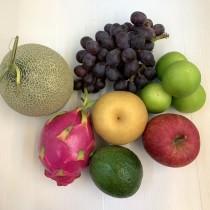 高優質水果(5-7種)